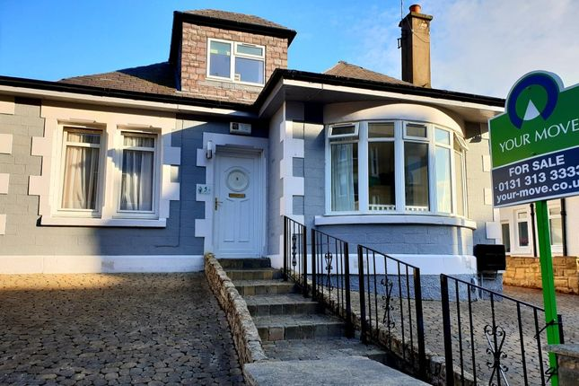 Thumbnail Bungalow for sale in Cowan Road, Edinburgh