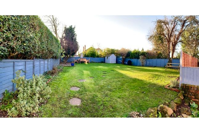 Garden of Carnarvon Road, West Bridgford NG2