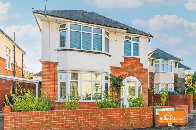 Thumbnail Detached house for sale in Granville Road, Southbourne, Bournemouth
