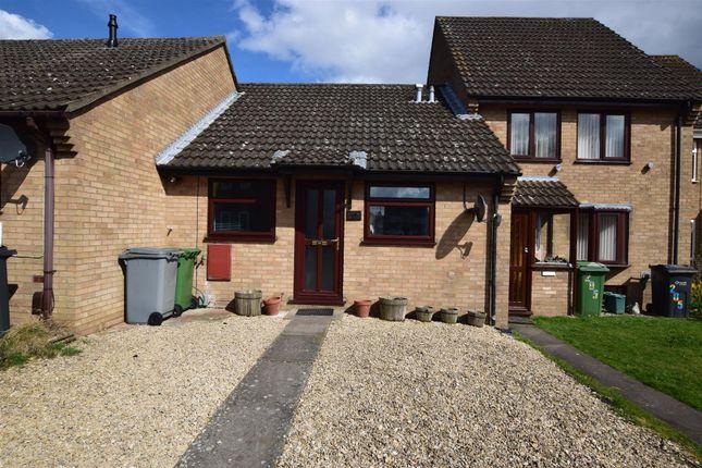 Thumbnail Semi-detached bungalow for sale in Nursery Close, Hellesdon, Norwich