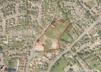 Thumbnail Land for sale in Site At Station Hill, Harleston, Norfolk
