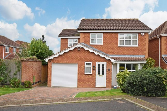 Thumbnail Detached house for sale in Welburn Close, Sandal, Wakefield