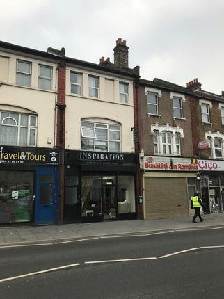 Thumbnail Retail premises for sale in Lea Bridge Road, London