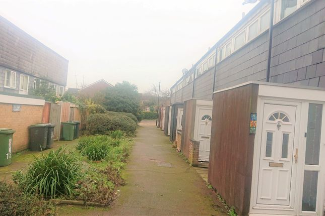 Thumbnail Terraced house for sale in Adamsrill Road, London