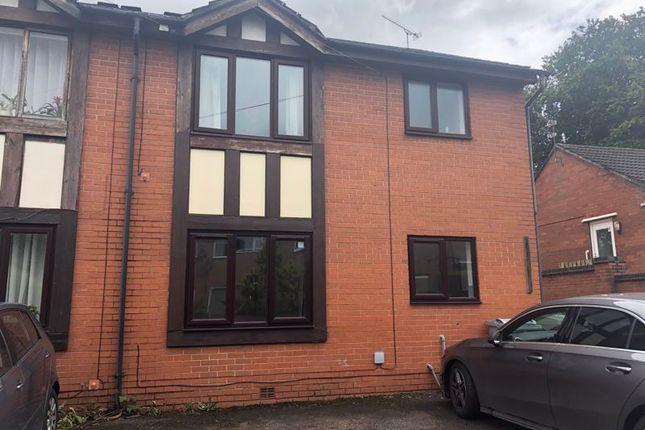 Thumbnail Flat to rent in Dane Street, Congleton