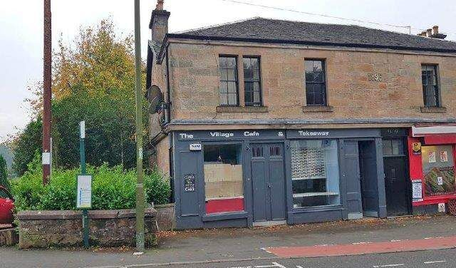 Thumbnail Retail premises to let in Glasgow Road, Blanefield, Glasgow