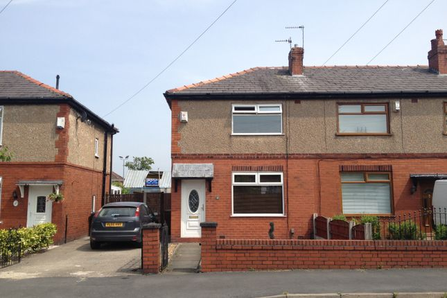 Thumbnail Semi-detached house to rent in Carr Common, Hindley Green
