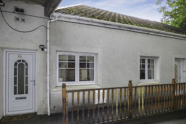 Thumbnail Cottage for sale in 34A East Main Street, Broxburn