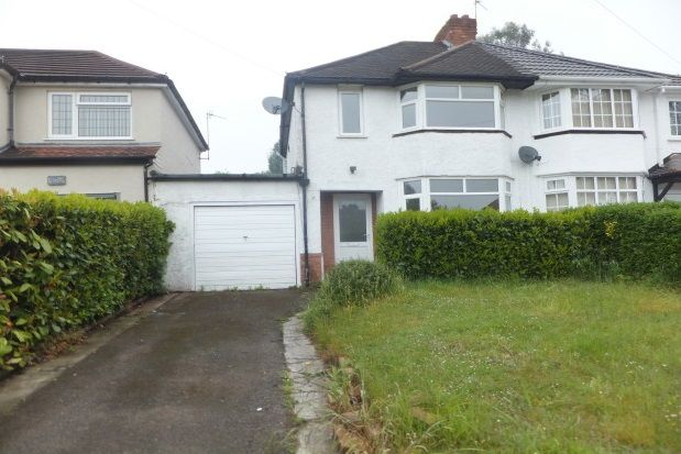 3 bed semi-detached house to rent in Longmoor Road, Sutton Coldfield