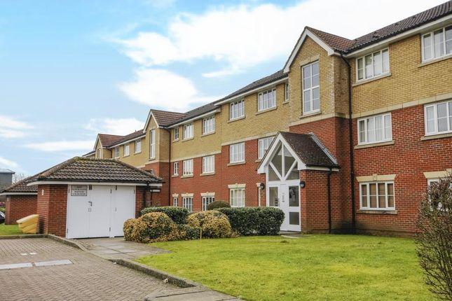 Thumbnail Flat to rent in Borehamwood WD6,