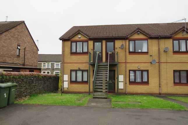 Thumbnail Flat for sale in Commercial Street, Aberbargoed, Bargoed