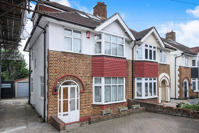 Thumbnail Semi-detached house for sale in Dairsie Road, London