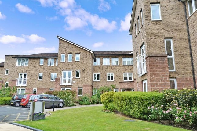 Thumbnail Flat for sale in Roby Court, Liverpool