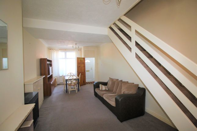Thumbnail End terrace house to rent in Farman Road, Earlsdon, Coventry