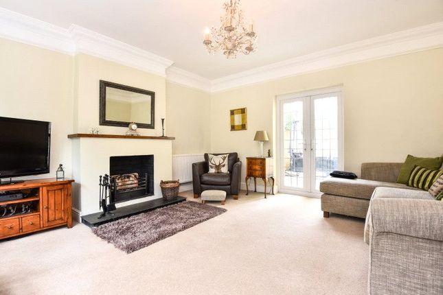 Living Room of The Flats, Blackwater, Camberley, Surrey GU17