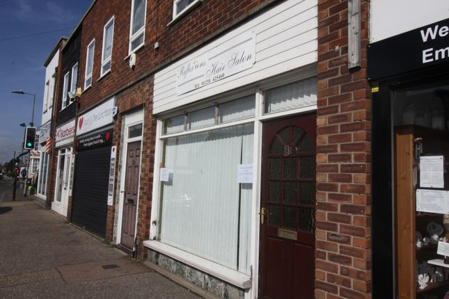 Retail premises to let in St Johns Road, Clacton-On-Sea