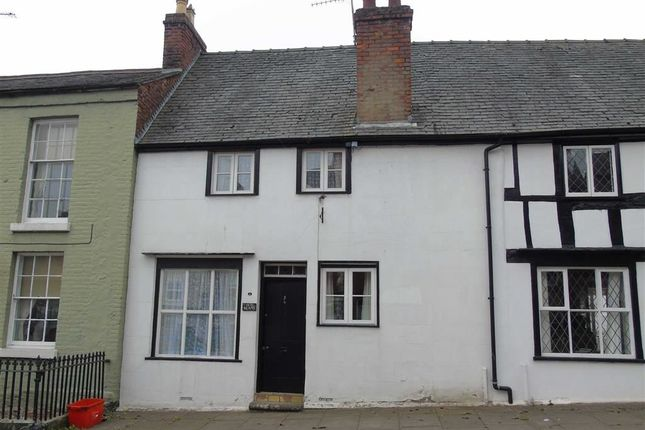 Thumbnail Terraced house for sale in 5, Mount Street, Welshpool, Powys