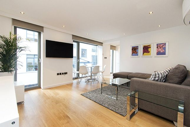 Thumbnail Flat to rent in North Mews, Bloomsbury, London
