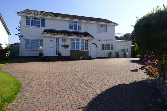 Thumbnail Detached house to rent in Ffordd Triban, Colwyn Bay