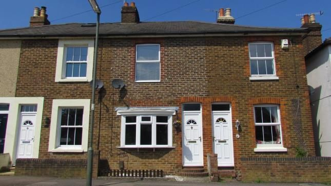 Thumbnail Property for sale in Albert Road, Merstham, Redhill, Surrey