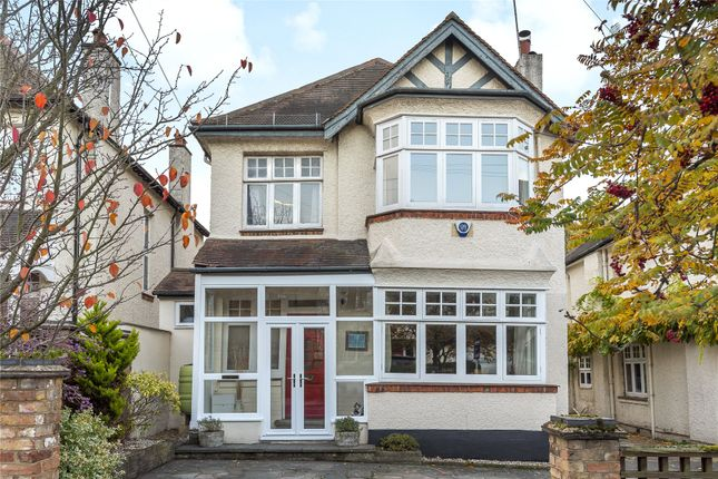 Thumbnail Detached house for sale in Hillview Road, Orpington