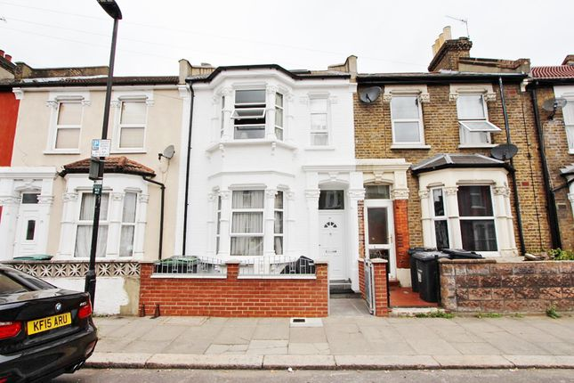 Thumbnail Terraced house for sale in Winchelsea Road, London