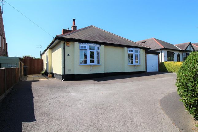 Thumbnail Bungalow for sale in High Lane Central, West Hallam, Ilkeston