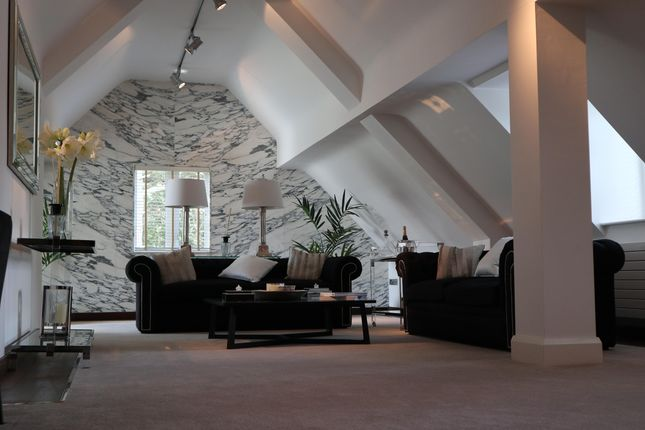 Thumbnail Flat for sale in Altrincham Road, Styal, Wilmslow, Cheshire