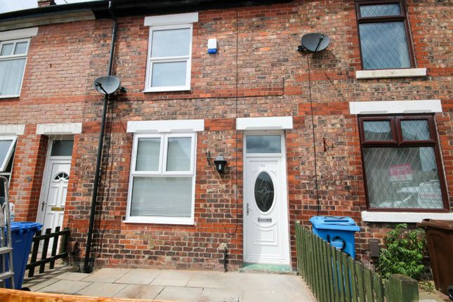 Thumbnail Terraced house to rent in Scotta Road, Eccles, Manchester