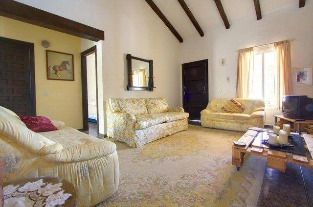 Lounge of Spain, Málaga, Monda
