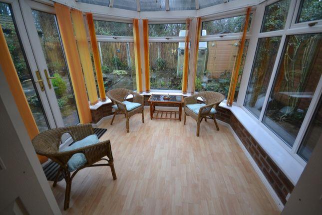 Conservatory of Pendine Close, Callands, Warrington WA5
