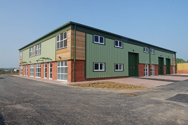 Thumbnail Industrial to let in Glenmore Business Park (D&B), Blandford Forum