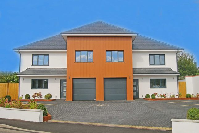 Thumbnail Semi-detached house for sale in Cowdray Drive, La Route De Noirmont, St. Brelade, Jersey