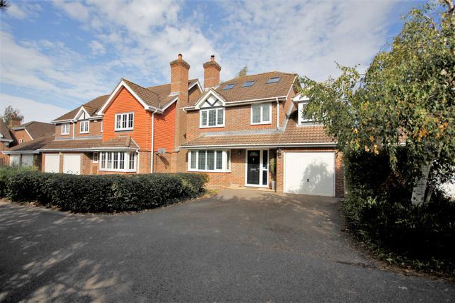 Thumbnail Detached house for sale in Courtenay Close, Titchfield, Fareham