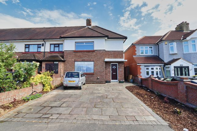 End terrace house for sale in Chase Cross Road, Romford
