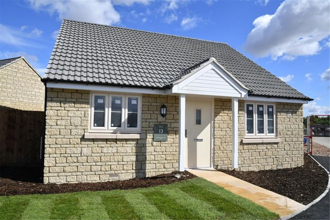 Thumbnail Detached bungalow for sale in Plot 13, The Cheltenham, Blunsdon Meadow, Blunsdon, Swindon