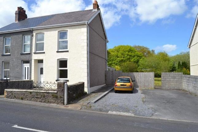 Thumbnail Property to rent in Dyffryn Road, Ammanford
