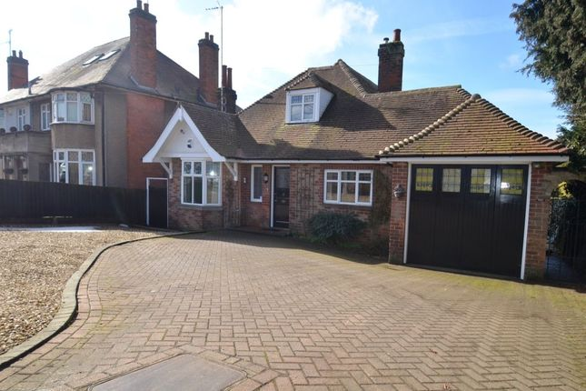 Thumbnail Bungalow for sale in Rockingham Road, Kettering