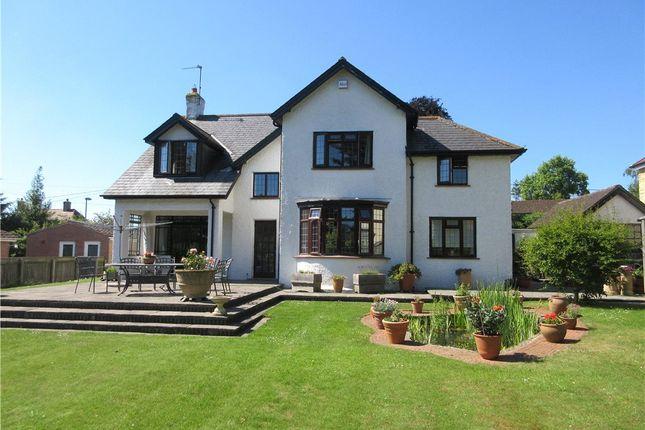 Thumbnail Detached house for sale in Priestlands, Sherborne, Dorset