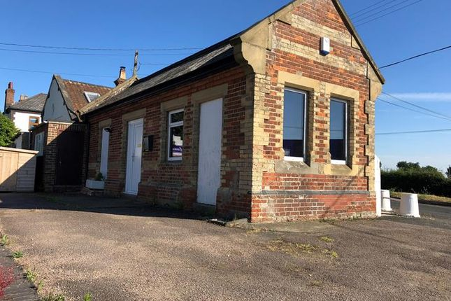 Thumbnail Office for sale in The Old Station, Ashwellthorpe Industrial Estate, Norwich, Norfolk