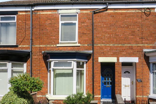 3 bed terraced house for sale in Edgecumbe Street, Hull