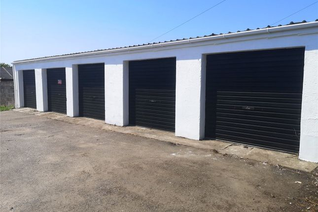 Thumbnail Parking/garage for sale in Garages Rear Of Greenfield Terrace, North Cornelly, Bridgend