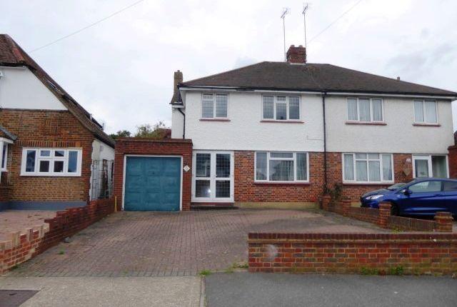 Thumbnail Semi-detached house to rent in Moor Lane, Chessington