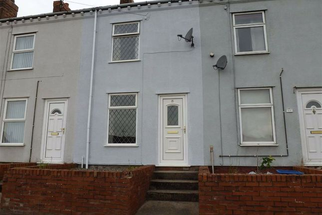 Thumbnail Terraced house to rent in Neston View, Bagillt, Flintshire