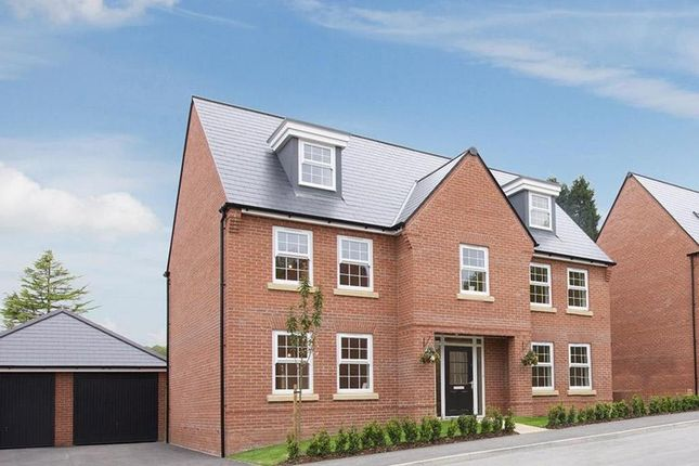 "Thumbnail Detached house for sale in ""Lichfield"" at Kingston Way, Market Harborough"