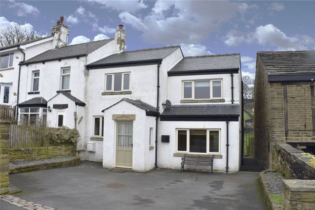 Thumbnail Terraced house to rent in The Green, Eldwick, Bingley, West Yorkshire