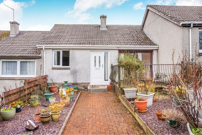 Thumbnail Terraced bungalow for sale in Harburn Drive, West Calder