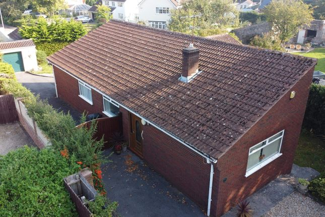 Thumbnail Detached bungalow for sale in Knightcott Road, Banwell