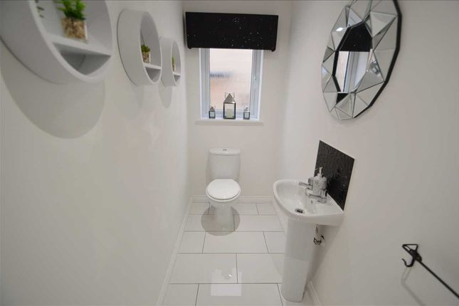 Downstairs WC of Milnwood Crescent, Broomhouse, Uddingston G71