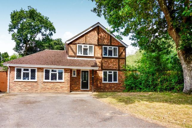 Thumbnail Detached house for sale in Martins Wood, Basingstoke
